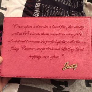 Juicy Couture Stationary Set NWT